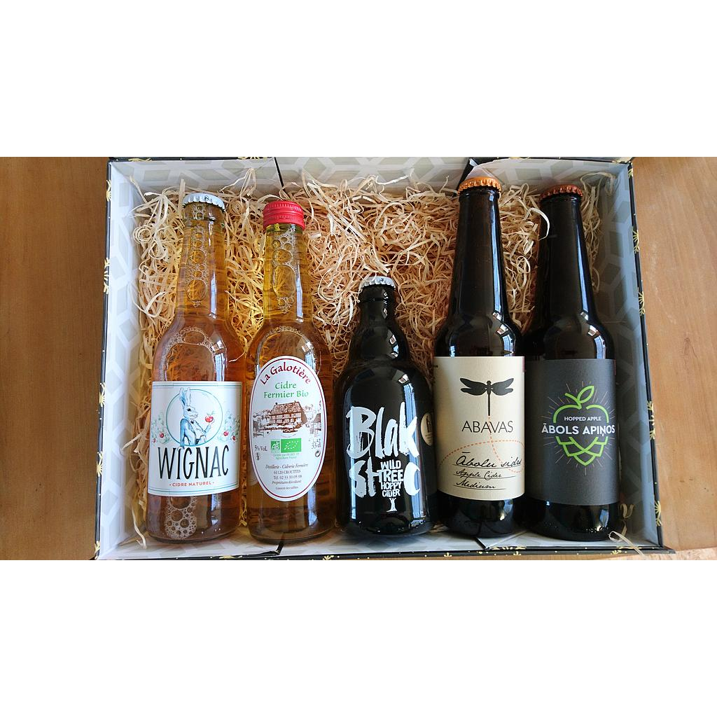Mini Cider Degustatie Box